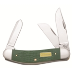 John Deere Green Synthetic Handle Sowbelly 15734