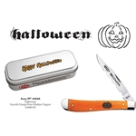 Halloween Smooth Orange Bone SlimLine Trapper 10545