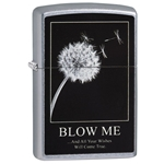 Zippo Blow Me....Wishes 29621