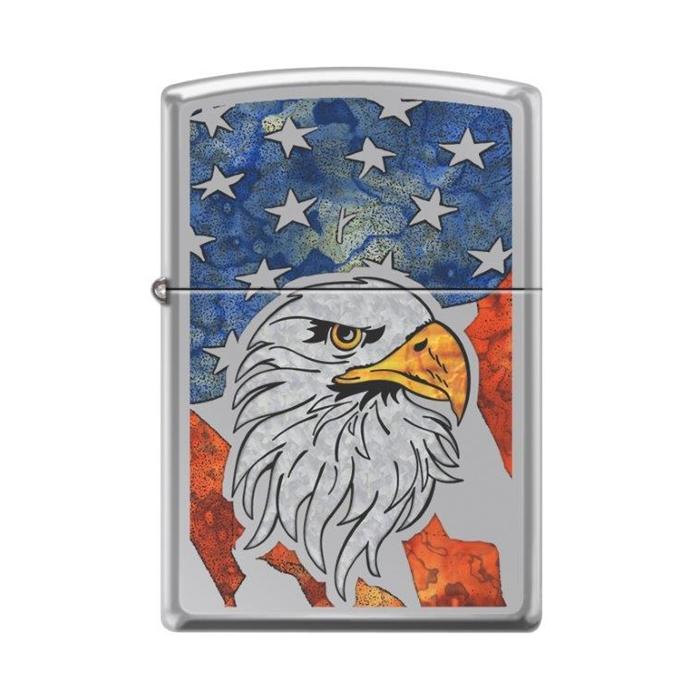 Zippo Eagle Flag Fusion 178964